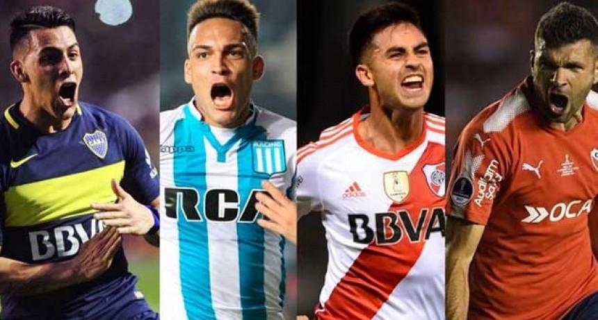 Vuelve la Copa Libertadores: Día, horarios y TV de los equipos argentinos