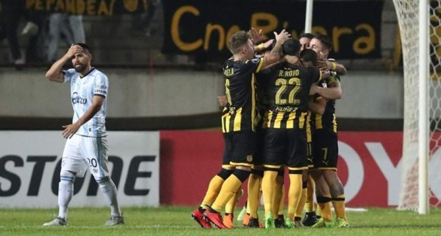 Atlético Tucumán sigue sin ganar y volvió a perder por la Libertadores