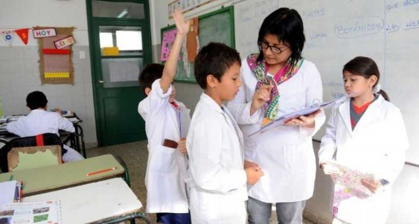 Ranking de los salarios docentes en el país: Entre Ríos, en el puesto 15