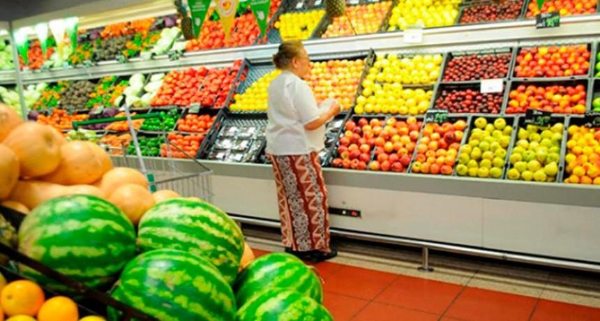 Del campo a la góndola: Los precios aumentaron un 5,1% en marzo