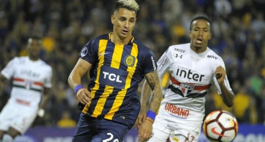 Rosario Central no pudo sacar ventaja y deberá ir a Brasil por la clasificación