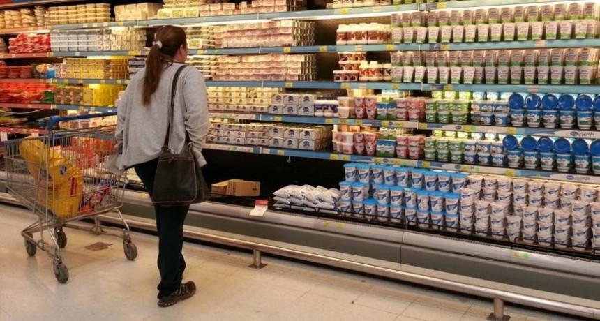 ¿De cuánto fue la inflación del primer trimestre de 2018?