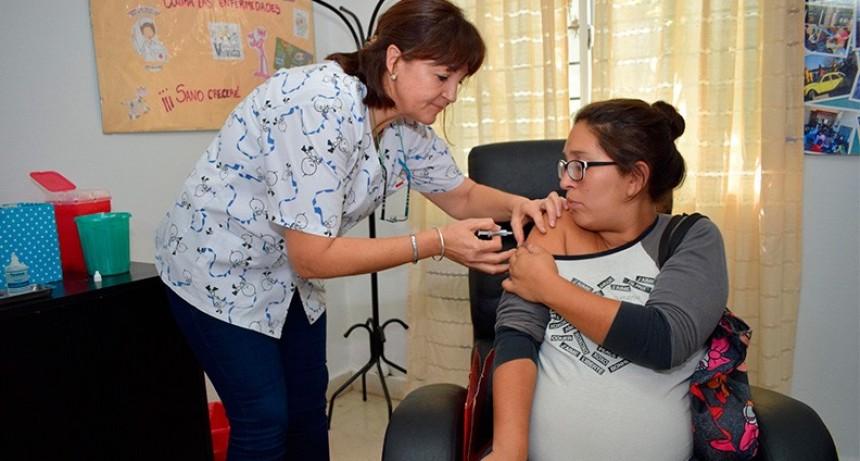 500 dosis de vacuna antigripal fueron entregadas en Federal