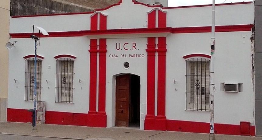 Apuran sanciones para los legisladores díscolos de la UCR