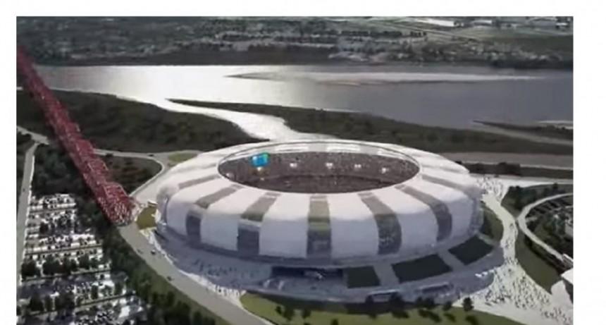 Así será el nuevo estadio de fútbol de Argentina, posible sede del Mundial 2030