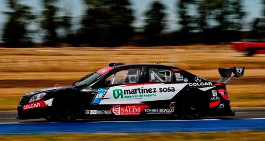 Canapino logró la victoria en la final del Top Race en Concordia