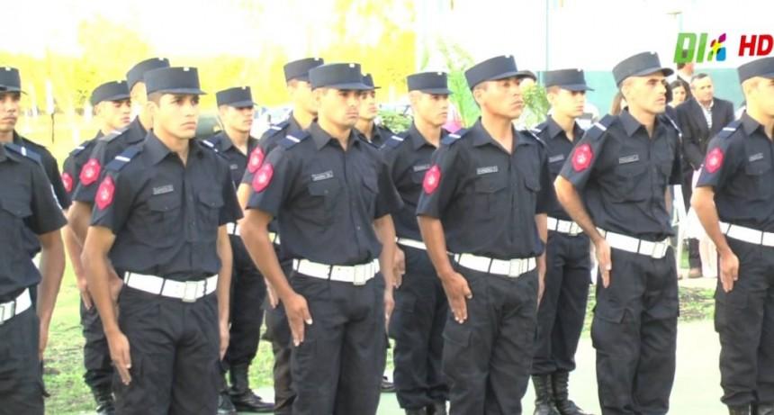 Se Abre la Inscripción para Agentes de Policía Masculino