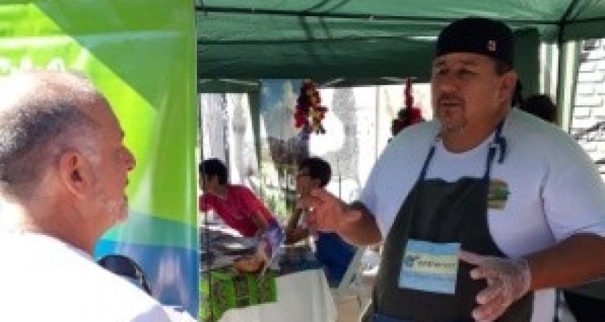 NUESTRA CIUDAD PARTICIPÓ AYER DOMINGO EN LA FERIA