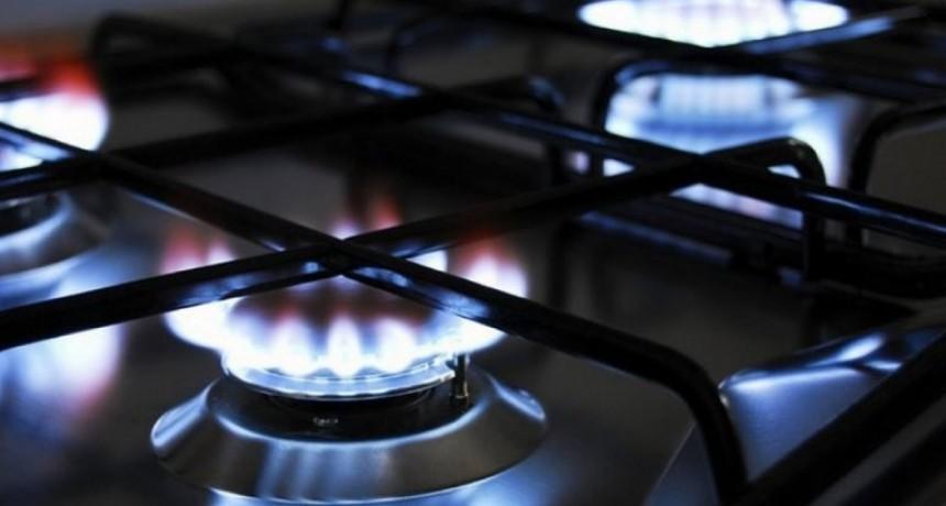 En promedio, el gas saldrá un 74% más caro este invierno que en 2017