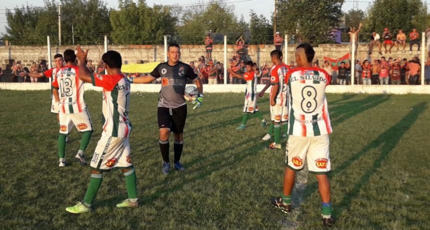 El Silvido logro su primer punto en su vuelta al fútbol local