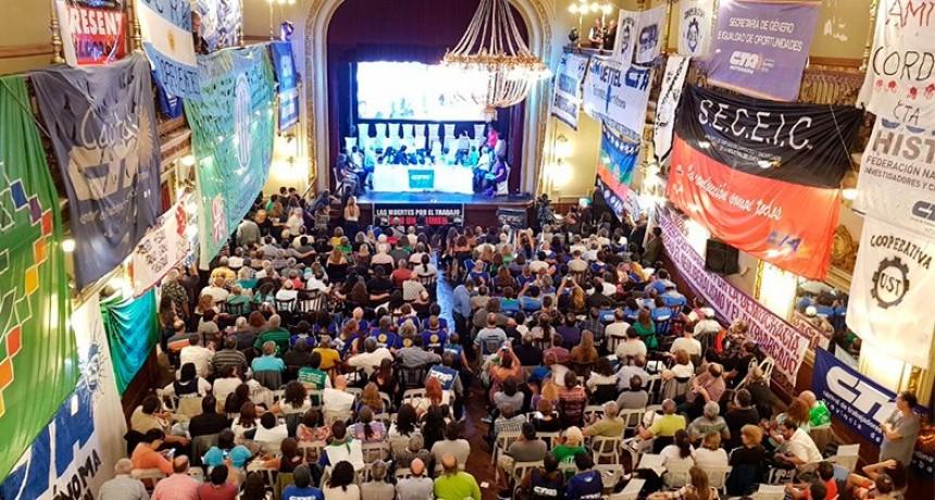 La CTA Autónoma ratificó el paro nacional convocado para el 10 de mayo