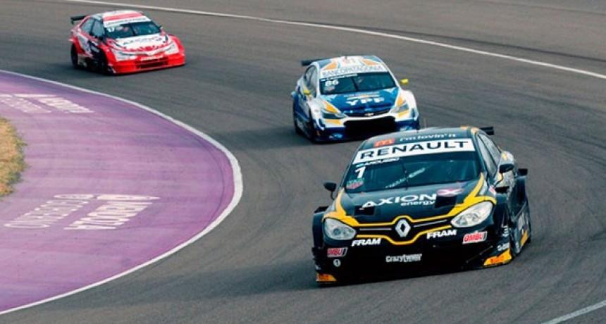 Facundo Ardusso se quedó con la victoria en la final del Súper TC2000 en Mendoza