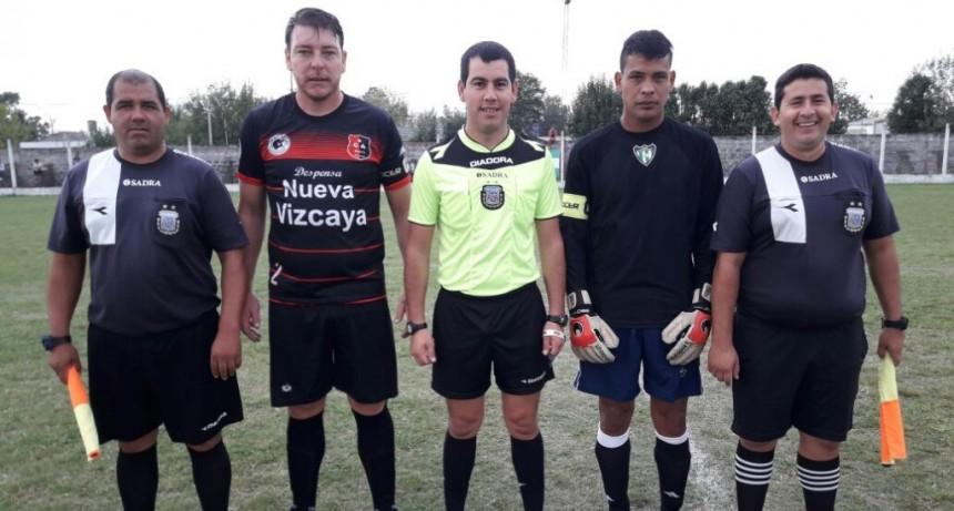 Luego de la agresión al arbitro Servin , se suspendió Vizcaya - Las Delicias