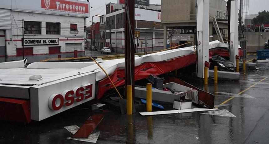 Advierten que fuertes temporales podrían producirse en mayo: Los motivos
