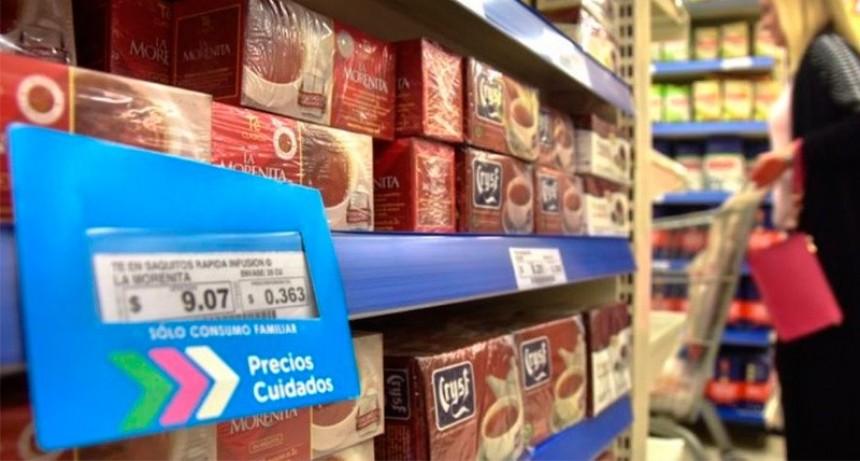 Extenderán los Precios Cuidados hasta septiembre con aumento de 2 %