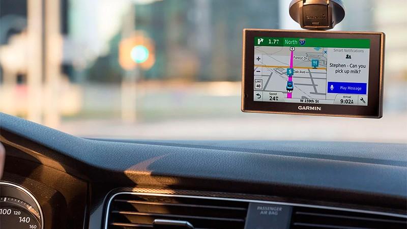 La mayoría de los GPS