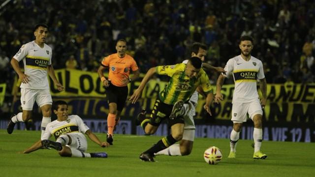 Boca se despidió de la Superliga con un empate ante Aldosivi en Mar del Plata