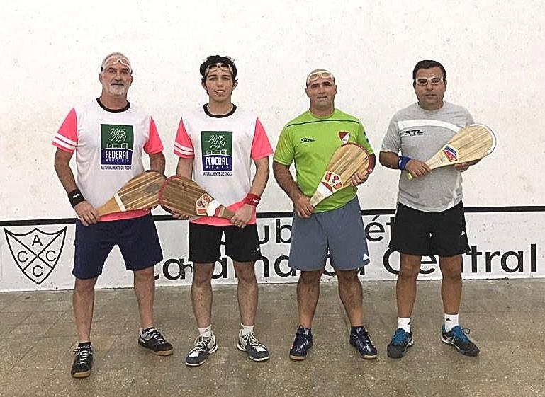 Destacada actuación de Irineo Fonseca en la 1º fecha del Campeonato Entrerriano de 3º categoría