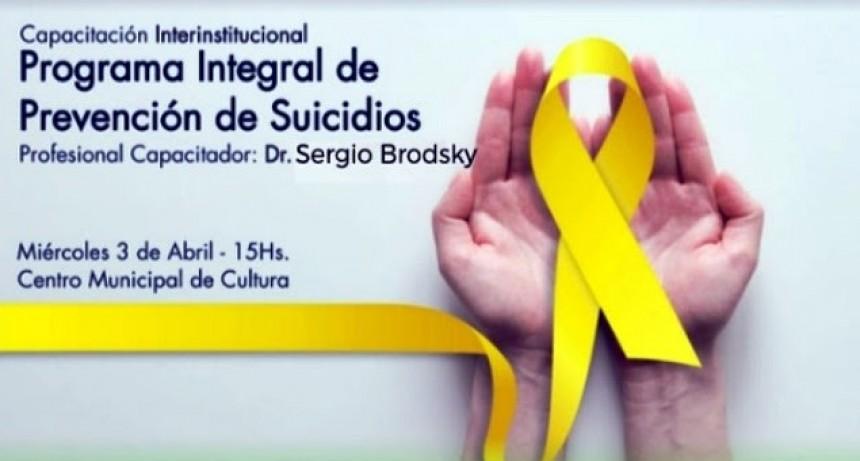 Programa de Prevención Integral de Suicidios