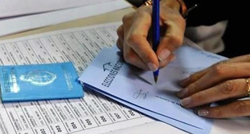 Cuánto cobrarán las autoridades de mesa en estas elecciones