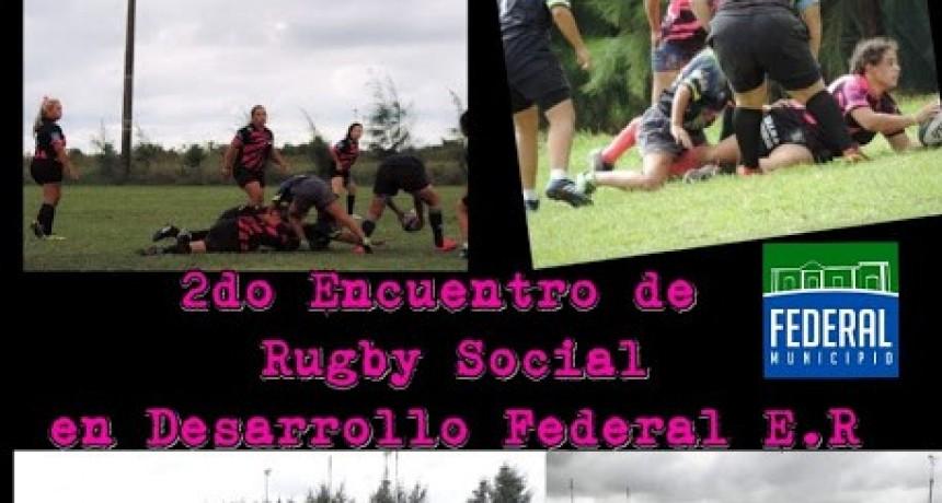 Segundo encuentro de Rugby Social