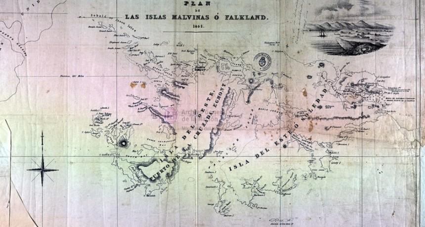 Documentos históricos prueban la soberanía sobre Malvinas antes de la ocupación británica de 1833