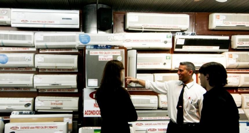 Apuran la vuelta de las 12 cuotas sin interés para la compra de electrodomésticos
