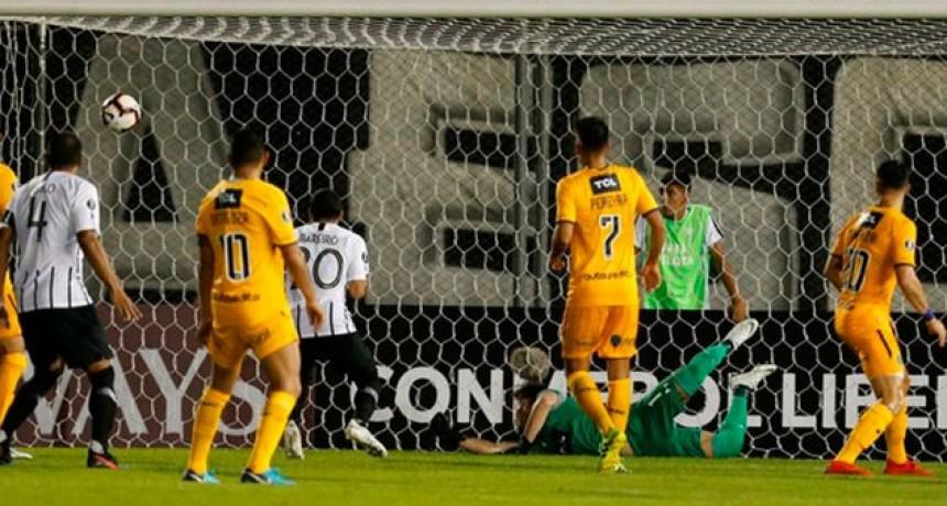 Central perdió en Paraguay y complicó su continuidad en la Libertadores