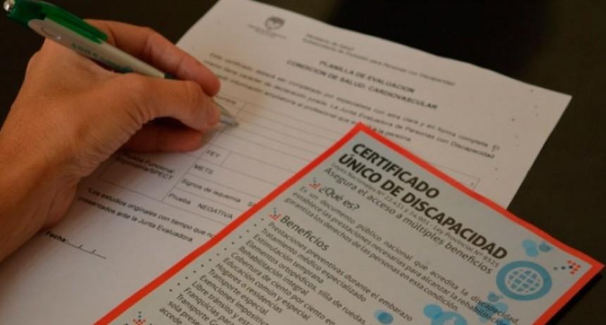 Salud pidió que se suspenda la aplicación de los certificados de discapacidad