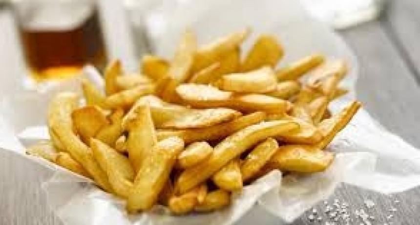 Anmat prohibió unas papas fritas, un té japonés, un queso mozzarella y un aceite