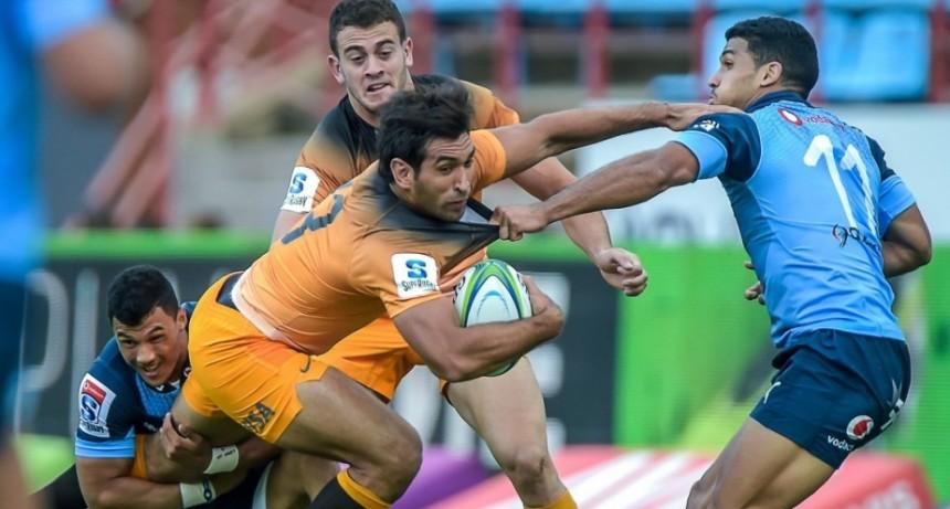 Gran reacción de Jaguares para quedarse con una sufrida victoria en Pretoria
