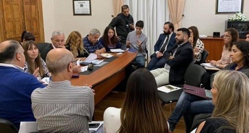 Se realizó la segunda reunión para la regularización de los contratos de obra