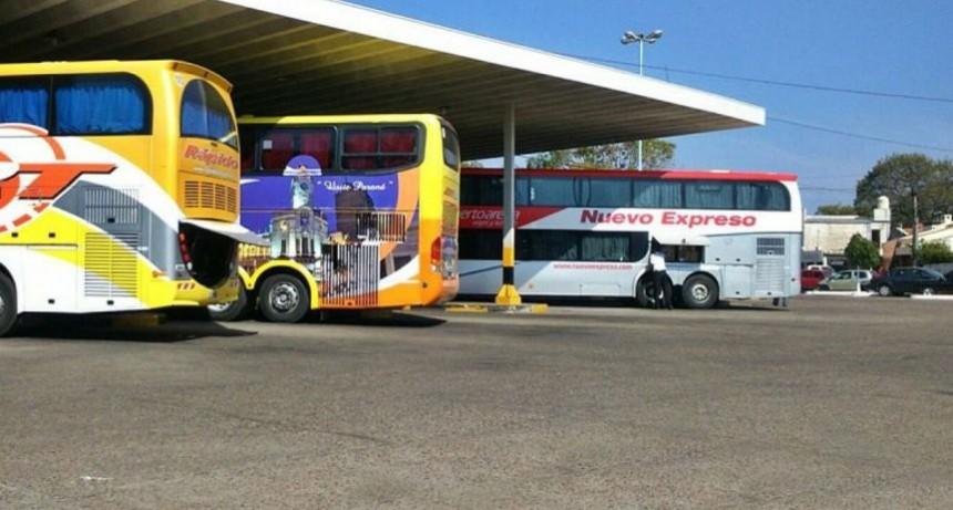 Por la falta de subsidios, evalúan reducir las frecuencias de viajes provinciales