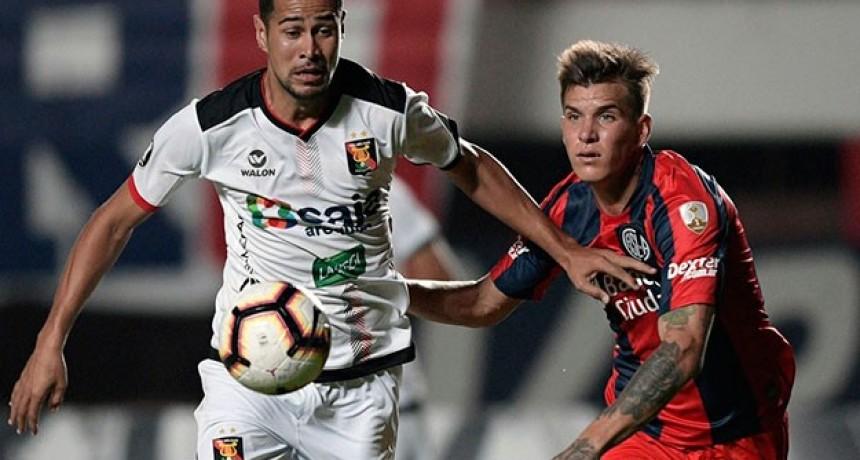 Copa Libertadores: San Lorenzo ganó y sigue firme en la cima de su grupo