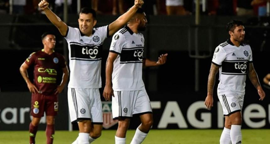 Copa Libertadores: Godoy Cruz cayó en Paraguay y complicó sus chances