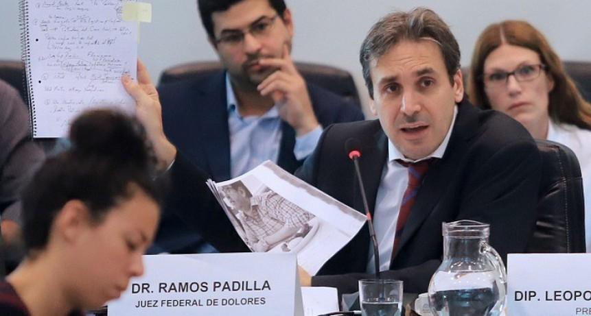 Miembros de la Comisión de Inteligencia del Congreso desmintieron a los abogados de Varisco