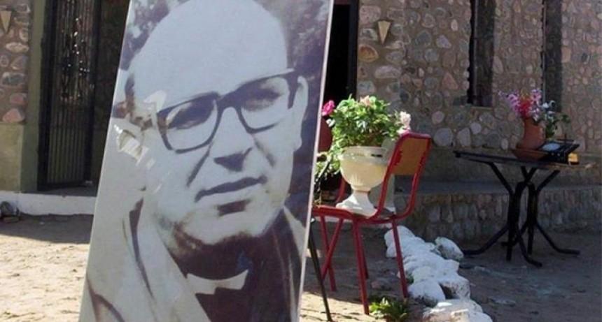 Los primeros mártires de la iglesia argentina serán beatificados el 27 de abril