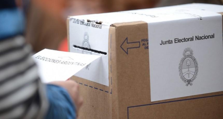 Rige en Entre Ríos la veda electoral por las PASO de este domingo