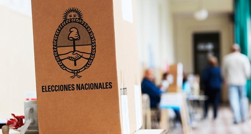 El gobierno nacional modificó por decreto reglas electorales