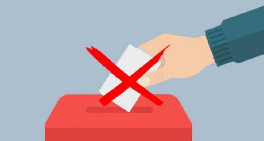 Cómo justificar la no concurrencia a votar