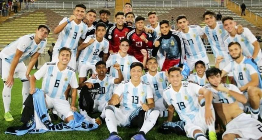 Argentina se consagró campeón del Sudamericano Sub 17