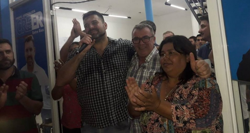 Amplio triunfo del Intendente Gerardo Chapino y la Senadora Nancy Miranda