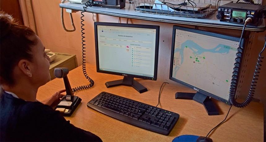 Implementan un sistema de geolocalización en tiempo real de las ambulancias