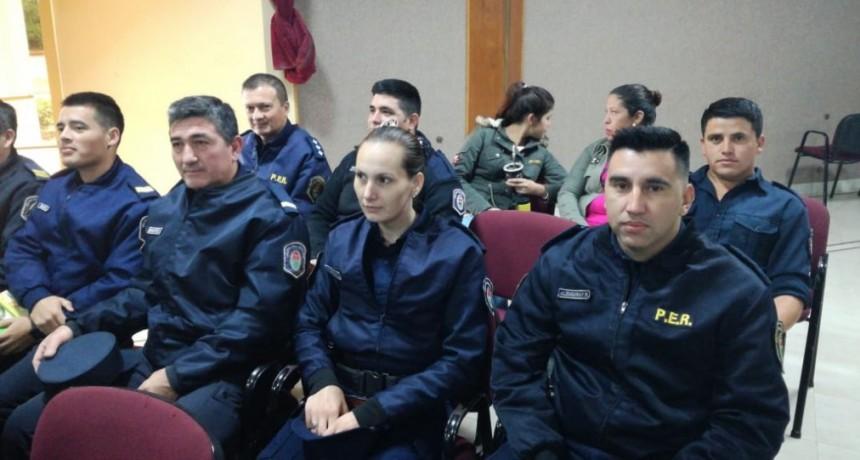 Capacitación del Personal Policial