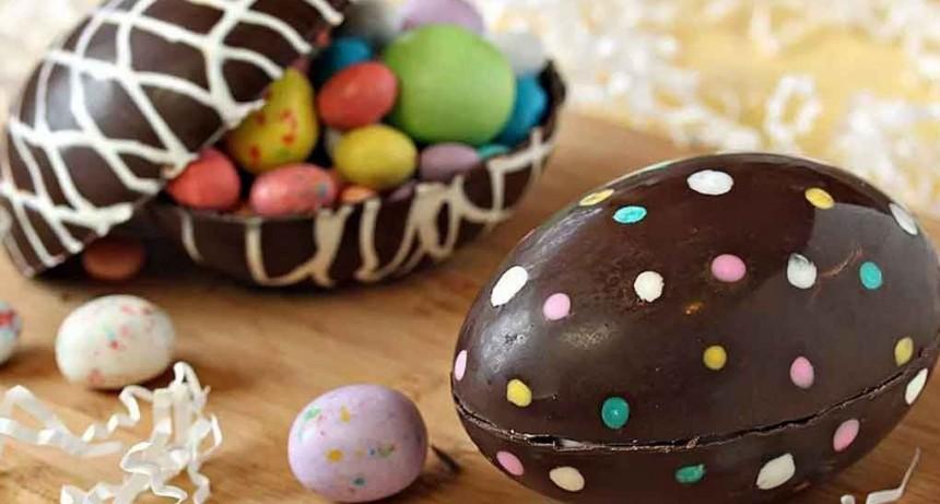 Huevos de Pascua: Cómo hacerlos en casa