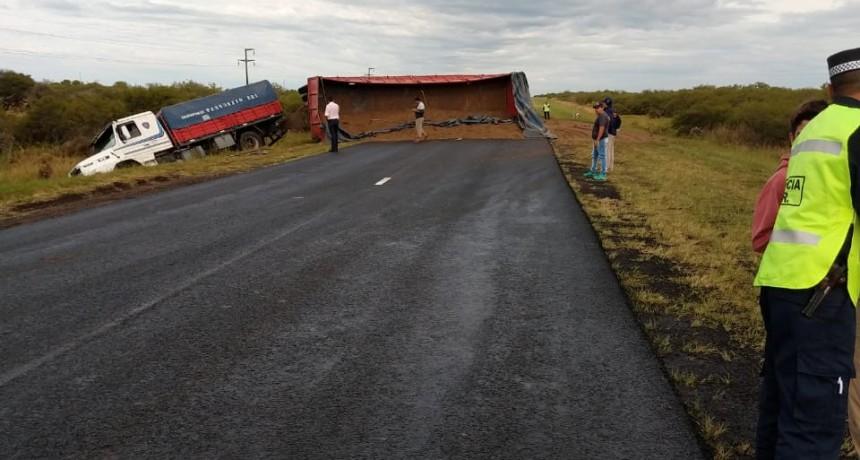 Siniestro vial en Ruta Nacional N 127