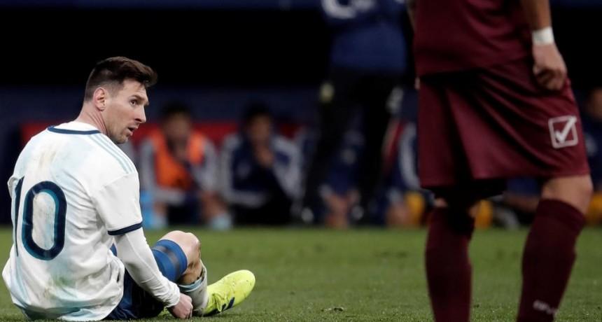 La Argentina se cayó del mapa: por qué la selección no detiene su derrumbe