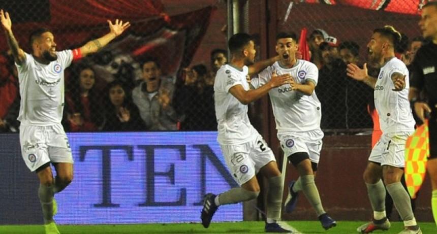 Argentinos eliminó a Independiente de la Copa de la Superliga
