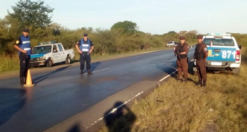 Operativos policiales por Semana Santa