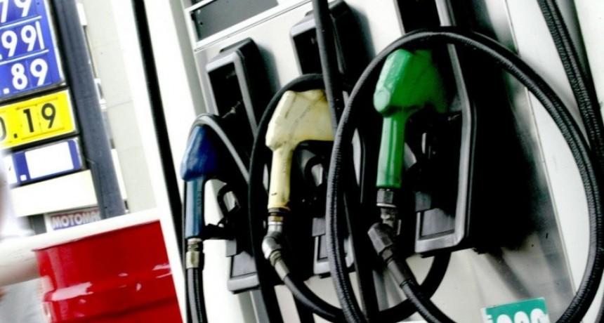 Sube el petróleo y prevén otro aumento de las naftas dentro de pocos días